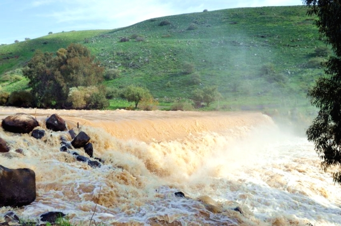 jordan river flood season